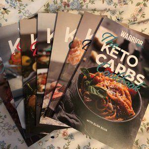 Keto Cookbooks (7 ct) - Warrior Made